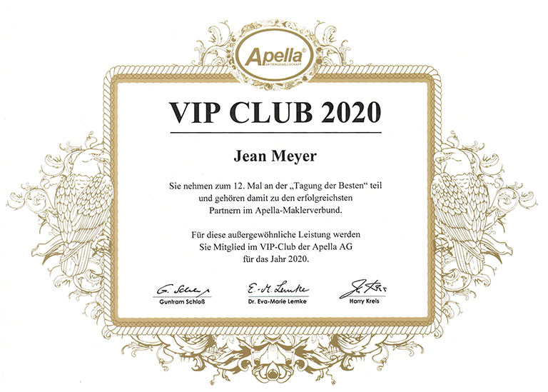 VIP Club 2020